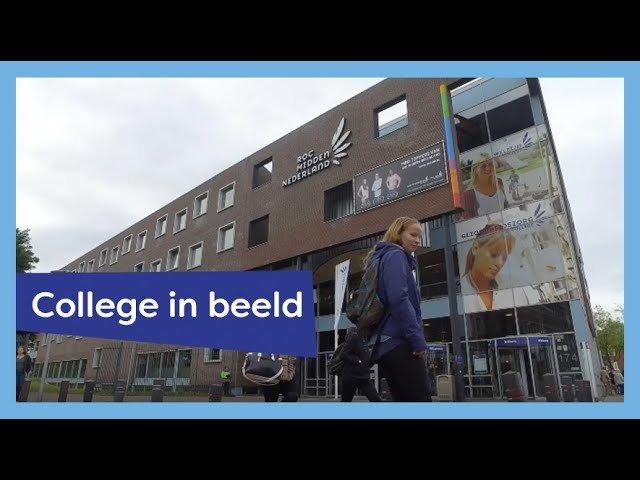 YouTube video - Gezondheidszorg College in Utrecht