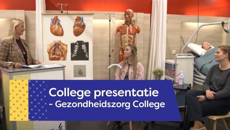 YouTube video - Collegevoorlichting Amersfoort